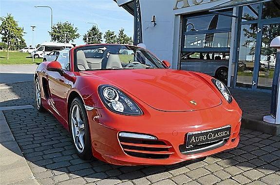 mobile_ Porsche Boxster