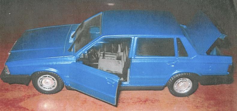 Volvo 740-755 litteratur