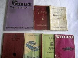 Verkstads- och handböcker