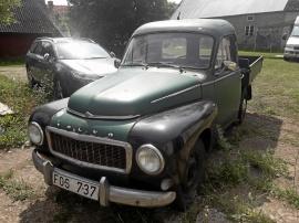 Volvo Duett flakbil