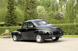 40-tals Ford Rod