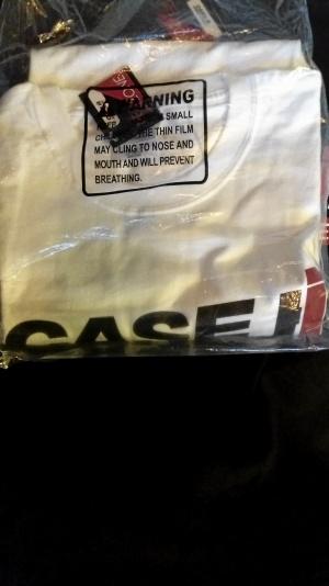 2 st CASE T-shirts