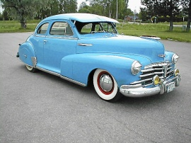 Chevrolet Stylemaster Coupe