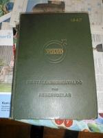 Volvo 1947 beställningskatalog för reservdelar