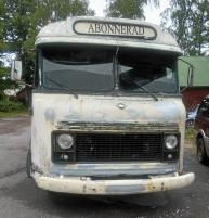 Volvo Buss repobjekt