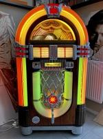 Wurlitzer Jukebox-The Real One