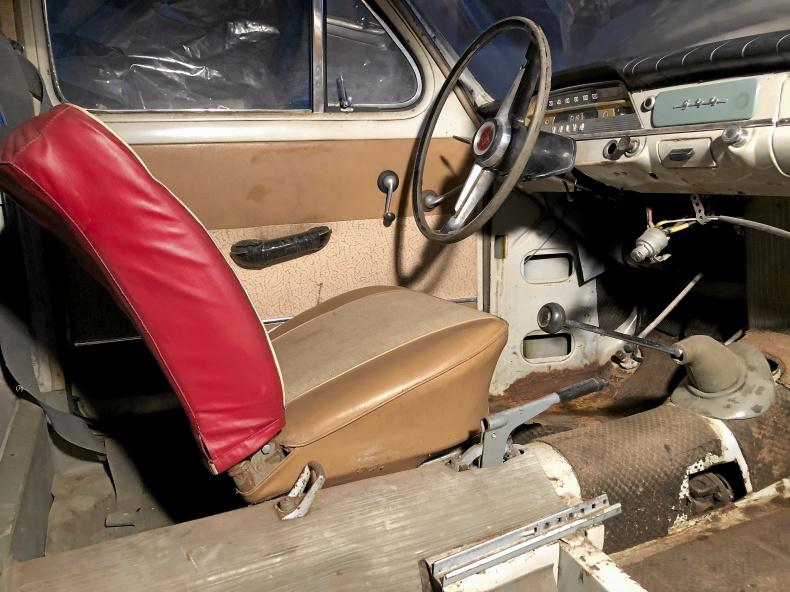 Volvo PV renoveringsobjekt