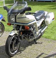 Honda CBX 1047 cc