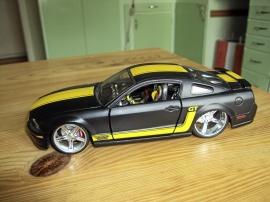 1:24 Värsting MUSTANG GT -06
