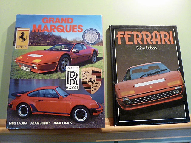 GRAND MARQUES och FERRARI