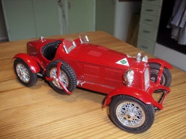 1:18 Alfa Romeo 2300 Monza