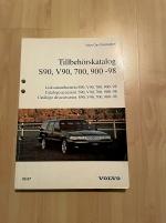 Tillbehörskatalog Volvo