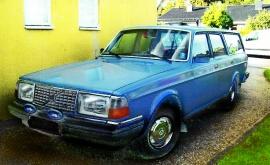 mobile_Volvo 245 GL