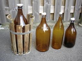 Antika flaskor