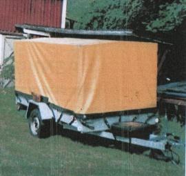 Släpvagn ÅTM V65
