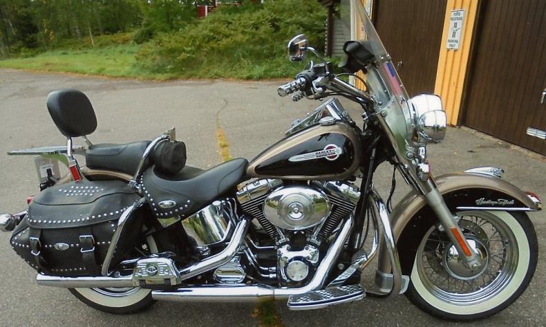 mobile_Harley-Davidson Heritage softail