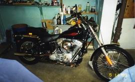 Harley Softail 00-06