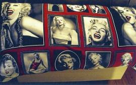 Marilyn Monroe kuddfodral