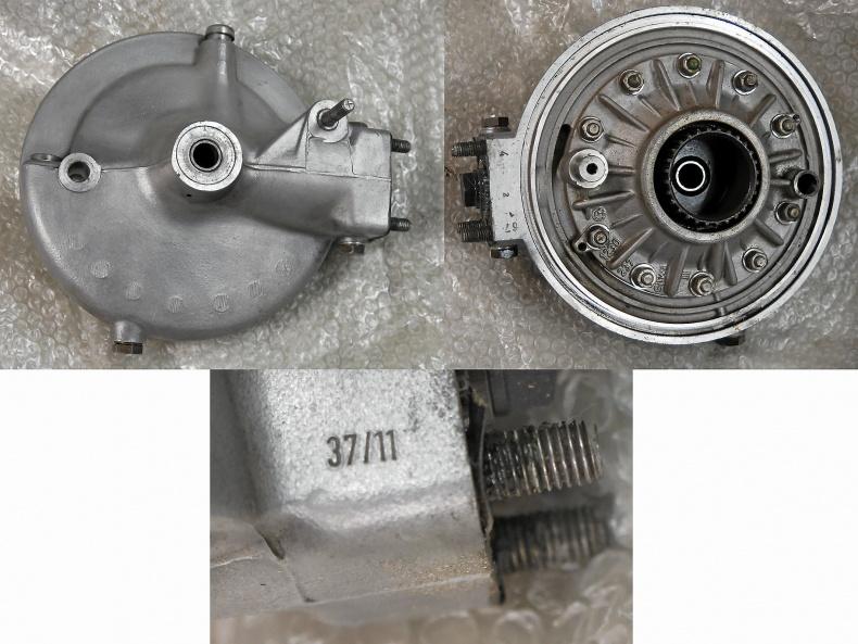 BMW R80/7 -78, slutväxel.