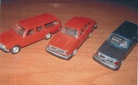 Volvo modellbilar