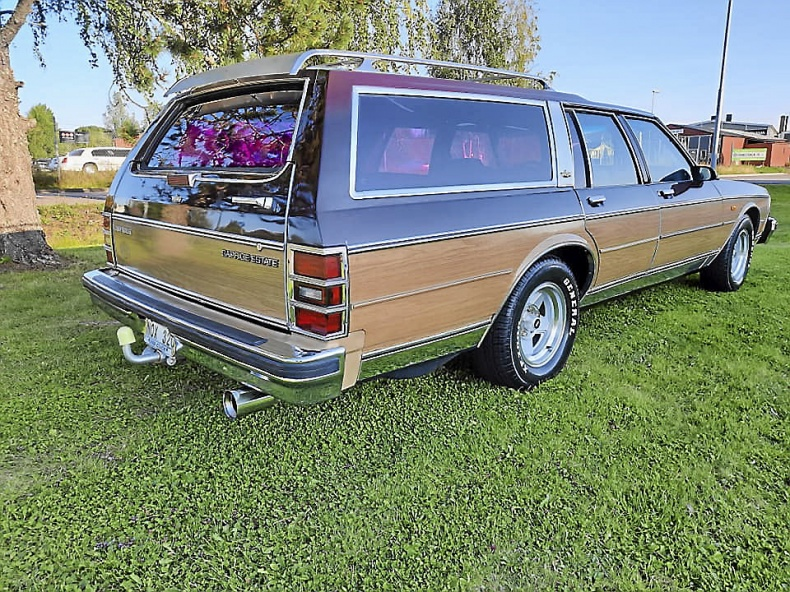 Chevrolet  Caprice Estate Wagon 1987