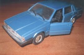 Volvo 740-760 litteratur m.m