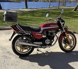 Honda CB 400N