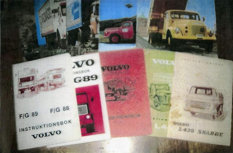 Volvo LV litteratur