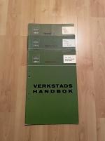 Verkstadshandbok P1800