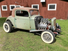 Chevrolet 3w coupe