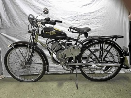 Whizzer 120 cc