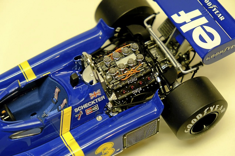 Tyrell Ford P34 formel 1