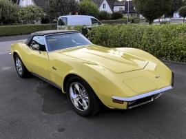 Corvette cab