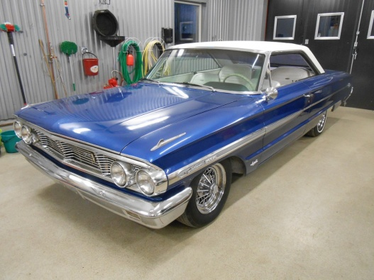 Ford Galaxie 500 XL 2-dr. HT