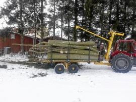 Skogsvagn