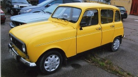 Renault 4L Laban