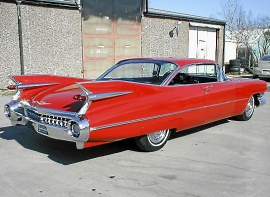 Cadillac Serie 62 Coupe