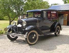 Ford A-Ford Tudor