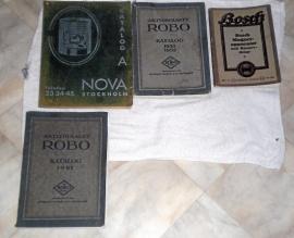 Original katalog