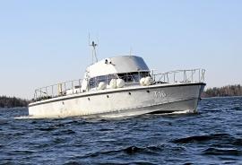 F.d Motortorpedbåt T16 Barracuda