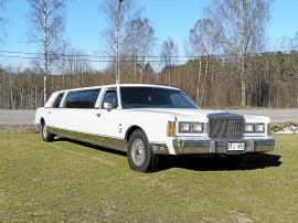 Lincoln Towncar Limousine