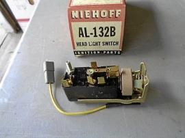 Ny halvljuskontakt 1959-61 MoPar