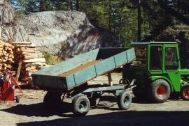 Traktorvagn