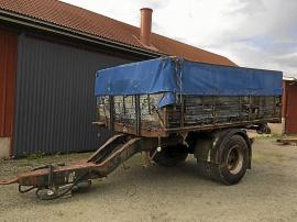 Lastbilskärra