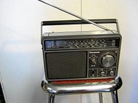 Gammal transistorradio Panasonic GX5