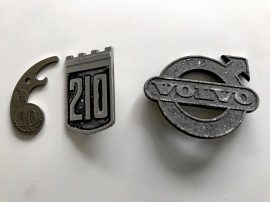 Emblem Volvo Duett