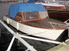60-tals Cruiser