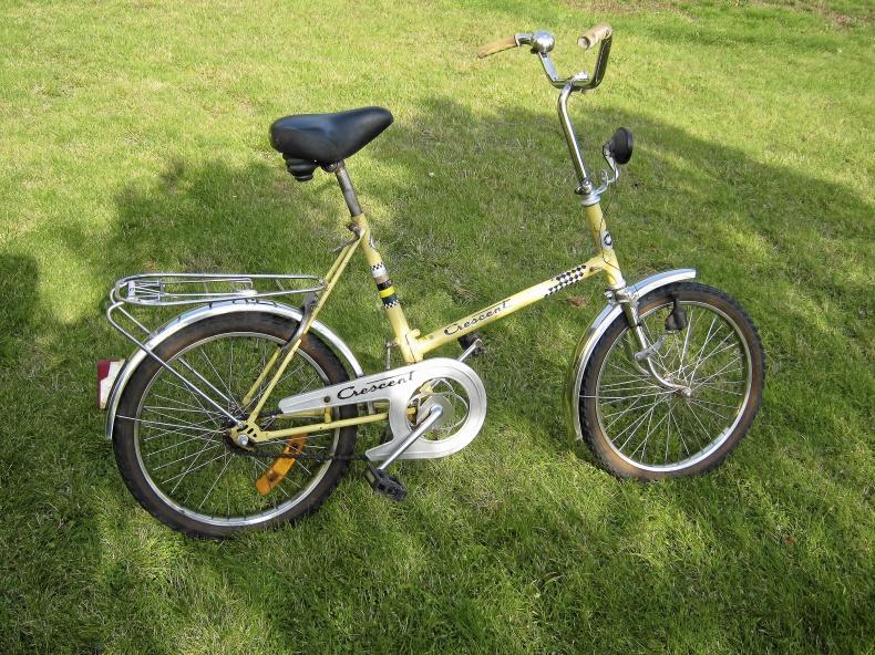 Crescent minicykel.