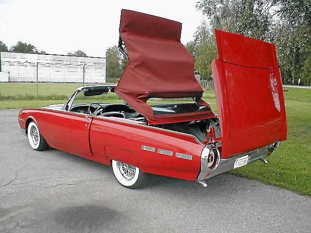 Ford Thunderbird Conv.