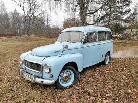 Volvo Duett - 65 EHj 594